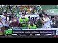Chapecoense recebe o trofeu da Sul Americana - New 1018