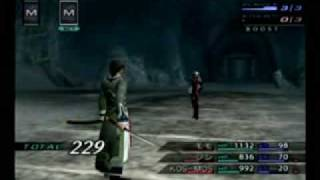 xenosaga 3 - Telos fight Act 1-2 (Japan) ツァラトゥストラはかく語りき
