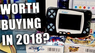 Should You Buy A Bandai Wonderswan In 2018?