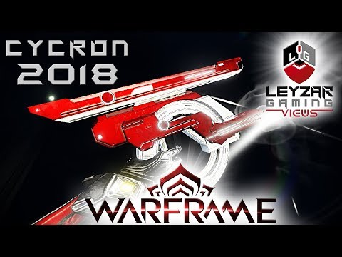 Cycron Build 2018 (Guide) - The Other Beam Pistol (Warframe Gameplay) thumbnail