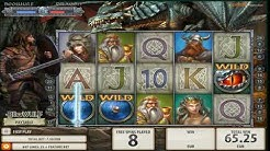 Beowulf Free Spins & Big Win (Quickspin slot)
