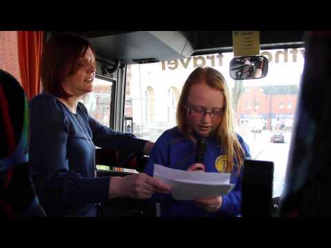 Barry Bus Tour / Taith Bws Barri