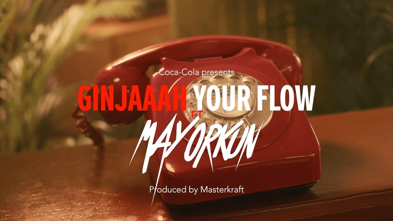Download Ginjaaah Your Flow ft Mayorkun (Official Music Video)