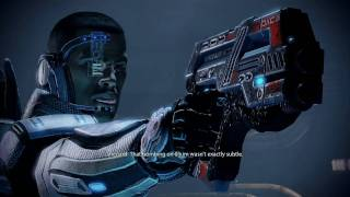 Mass Effect 2: Lair of the Shadow Broker DLC - Shadow Broker