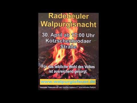 Hexenfeuer Radebeul | Feuerwehr & THW | feuerwehronline.com
