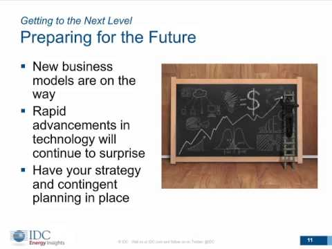 Engage: Next Era of Business Solutions for Utilities | Webinar with IDC