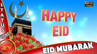 Eid Mubarak 2021,Wishes,Whatsapp Video,Greetings,Animation,Messages,Quote,Happy Eid Ul Fitr,Download