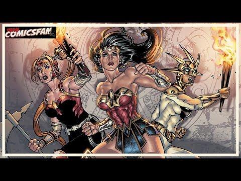 Wonder Woman, Artemis & Aztek - Die Amazonen ziehen in den Krieg, Dragon Ball Super & Star Wars