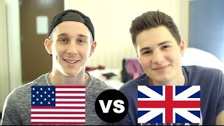 THE ACCENT CHALLENGE!!