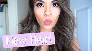 My New Hair! | BelindasLife