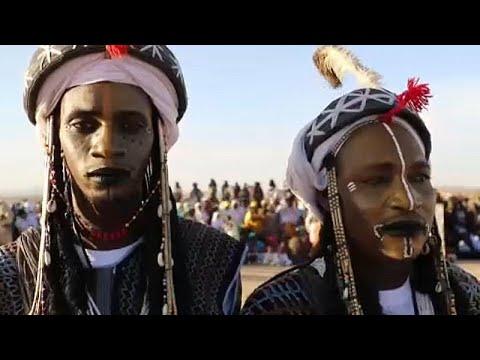 شاهد: مهرجان الهواء للتراث الصحراوي وموسيقي الطوراق في النيجر…  - نشر قبل 4 ساعة
