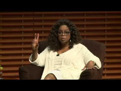 Oprah Winfrey: Take Care Of Yourself