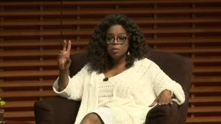 Oprah Winfrey: Take Care of Yourself