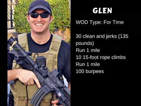 Glen Tribute WOD - YouTube