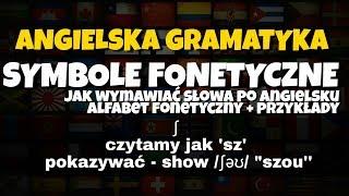 Jak wymawiać poprawnie słowa po angielsku fonetyka