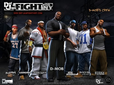 Def Jam Fight For New York Walkthrough Gameplay
