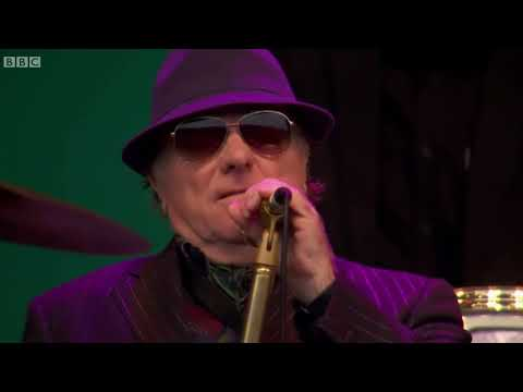 Van Morrison live at Eden Project -2017