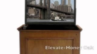 """Elevate Tv Lift Cabinets For Flat Screen Tv's Up To 42"""""""