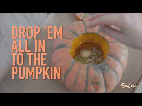 Whole Roasted Pumpkin Soup | HuffPost Life