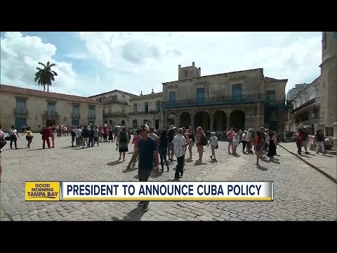 Cubans await possible roll back of diplomatic relations under new Trump policy