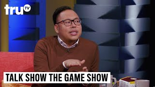 Talk Show the Game Show - Kim Kardashian Can Always Take Nico Santos' Seat | truTV