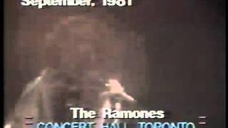 Ramones 1981 September 18 Suzy Is A Headbanger