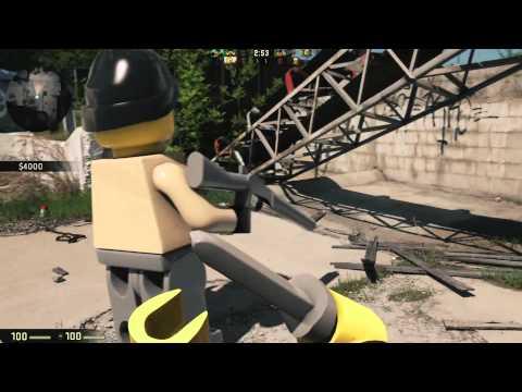 LEGO׃ Шутер от первого лица