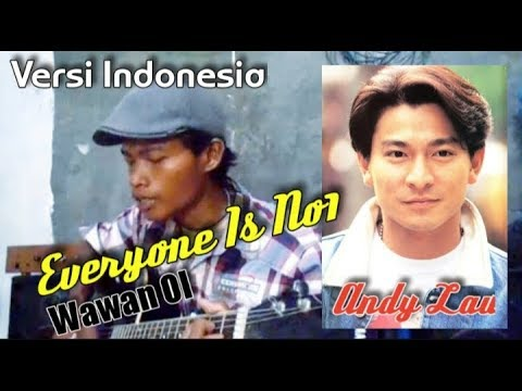 EVERYONE IS NUMBER ONE (Cover) By WAWAN OI