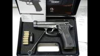 Ekol Special 99 Blank Gun and Shooting Test