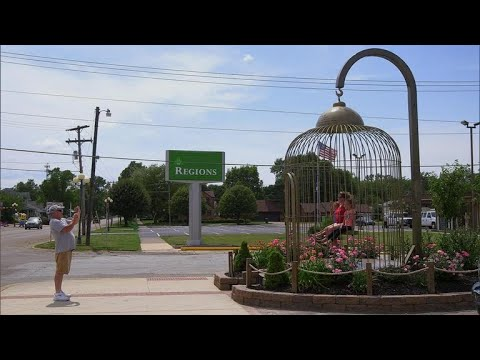 Casey, Ill., a small town home to giant things