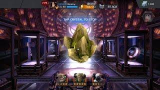 5* King Groot Crystal Opening