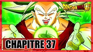 KALE SURPASSE GOLDEN FREEZA ?! DRAGON BALL SUPER CHAPITRE 37 - DBREVIEW