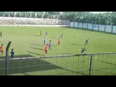 Santa Rita vs Clan Juvenil (sub 18) 2 gol