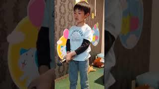 ゲゲゲの鬼太郎  7歳が歌ってみた