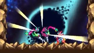 Mega Man ZX: Megaman Zero Bosses- No Damage (Area N Boss Rush)