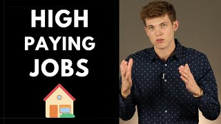 12 High Paying Work From Home Jobs