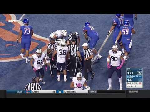 BYU vs Boise State 2016