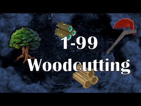 RS07 1 99 Woodcutting Guide