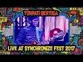 Tohpati Bertiga live at SynchronizeFest - 7 Oktober 2017