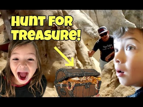 THOUSAND MILE TREASURE HUNT FOR HIDDEN TREASURE