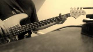 Skid row - Quicksand Jesus [Bass cover]