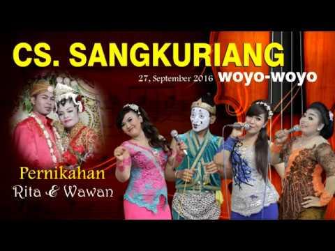CS SANGKURIANG - Lungset Eva Kharisma & Elya Sanjaya