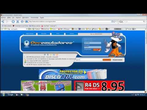 Descargar Juegos Para Ds Dsi Xl 3ds Youtube