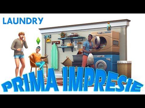 The Sims 4 Laundry Day Stuff - Prima impresie este buna