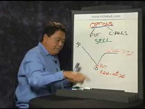 Robert Kiyosaki - How to Sell Options