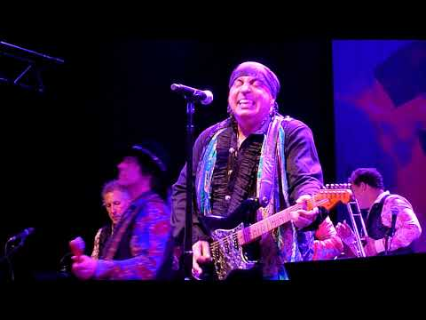 Superfly Terraplane - Little Steven and The Disciples of Soul - ECBF - 18-4-19