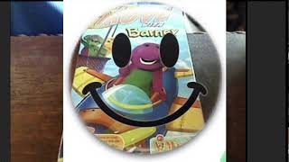 Barney's Magical Musical Adventure Credits (1992 VHS) (No Previews)