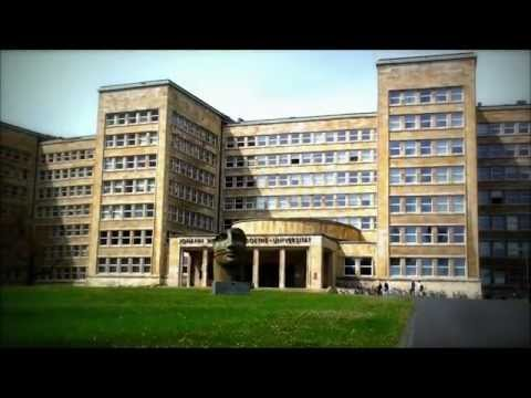 Frankfurt Goethe-Universität - Uni Campus Westend (Full HD)