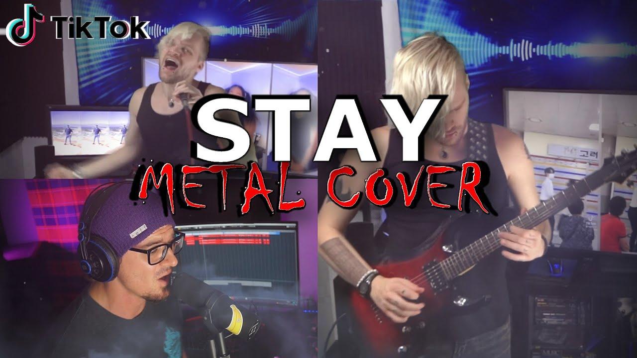 Download The Kid Laroi & Justin Bieber - Stay METALCORE / ROCK Cover by MARYJANEDANIEL ft Joey Prendergast