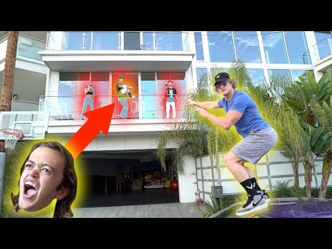 RICEGUM AND BANKS KIDNAPPED MY ROOMMATE!